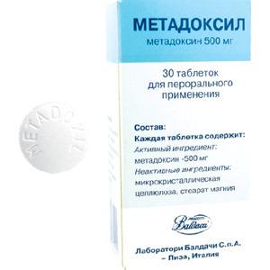 Препарат от алкоголизма метадоксил