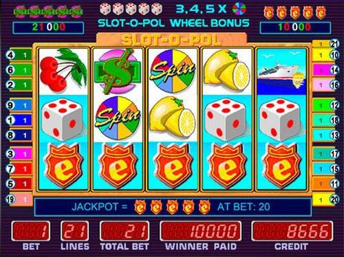 jackpot casino coin inlay chips